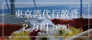 東京湾代行散骨